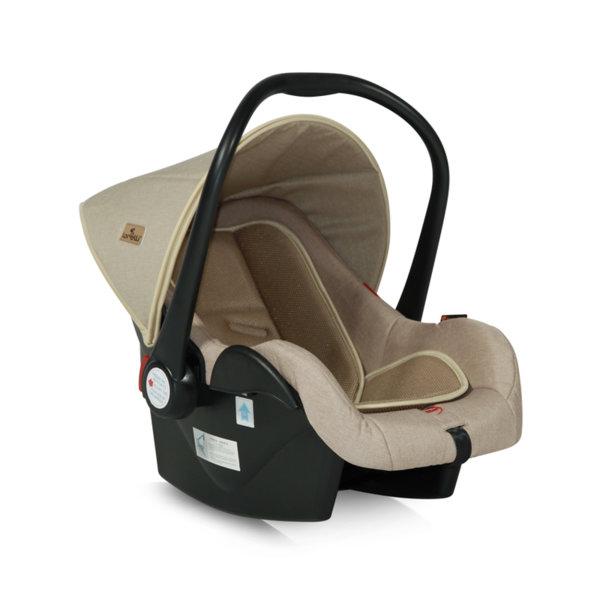 Столче за кола Lifesaver 0+ (0-13 кг.)